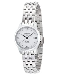 Tissot Women's T41118334 Le Locle Analog Display Swiss Automatic Silver Watch