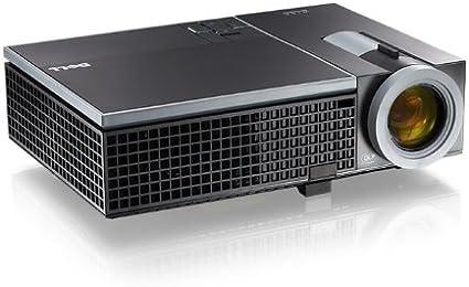 DELL 1610HD - Proyector (3500 lúmenes ANSI, DLP, WXGA (1280x800 ...