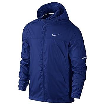 Nike Herren Softshelljacke, dunkelblau von ansehen!