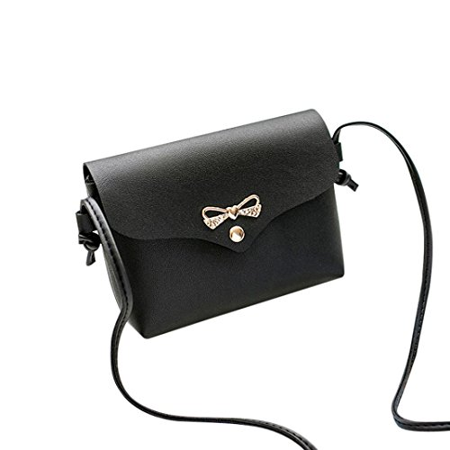 Cover Crossbody Fashion Women Bag SOMESUN Black Bag Bow Solid Bag Brown Phone Shoulder Coin Bag Tie Bow yqH4THY