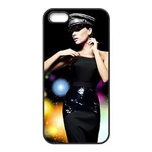 victoria beckham 3 iPhone 5 5s Cell Phone Case Black 53Go-079415