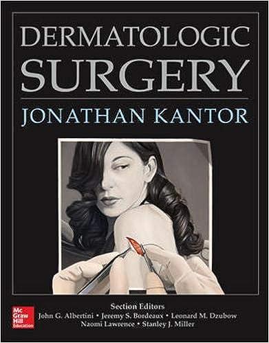 Dermatologic Surgery por Jonathan Kantor