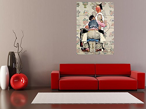 Buy now PANEL ART PRINT PAINTINGS PORTRAIT TATTOO PARLOUR SAILOR INK IST USA REPRODUCTION POSTER