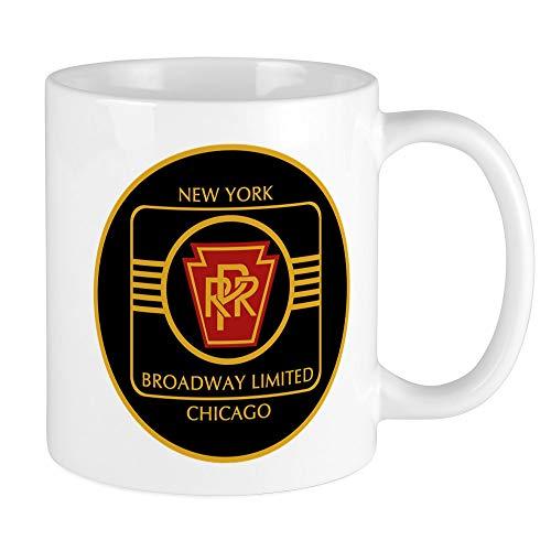 Railroad Coffee Mug - CafePress Pennsylvania Railroad, Broadway Limited Mugs Unique Coffee Mug, Coffee Cup