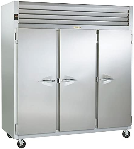 B004TVL8L6 Traulsen G30010 Reach in Refrigerator - Three Doors, 69.1 Cu. Ft. 414jJgnbiEL.
