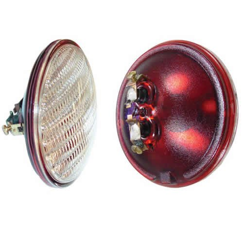 sealed-beam-light-bulb-12v-trapezoid-beam-combination-rear-lamp-wtransparent-red-background-international-1086-706-966-1466-766-1066-allis-chalmers-white-oliver-case-case-ih-minneapolis-moline