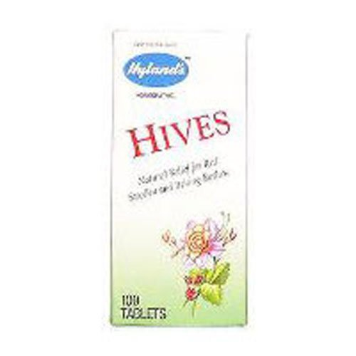 Hylands, Hives, 100 Tablets