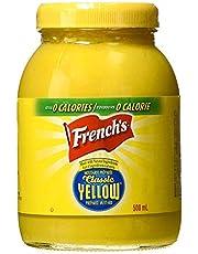 French's, Classic Yellow Mustard, 500ml