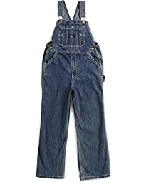 Key Boys\' Industries Denim Overalls Denim 10