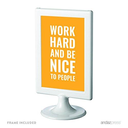Andaz Press Motivational 4x6 inch Inspirational product image