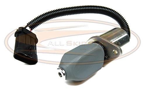 Fuel Shut Off Solenoid for Bobcat Skid Steers 743, 751,753,763,773 - Replaces OEM # 6681513/4-5 by All Skidsteers