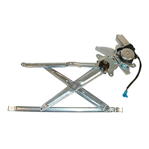 Electric Left Driver - 1998-2003 Toyota Sienna Van Front Electric Power Window Regulator with Motor Left Driver Side (1998 98 1999 99 2000 00 2001 01 2002 02 2003 03)
