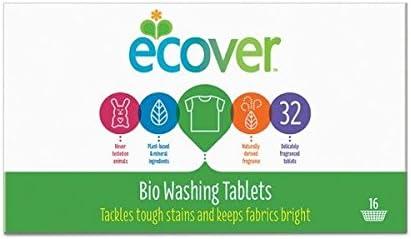 Ecover – Detergente Bio pastillas de lavado ecológico ...