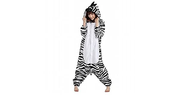 KIGURIMI Disfraz Cebra Animales (140-160CM): Amazon.es: Productos ...