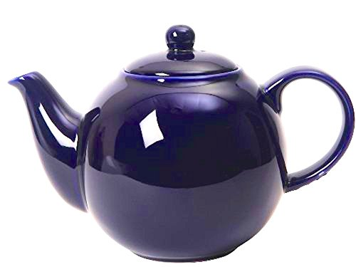 globe teapot - 2