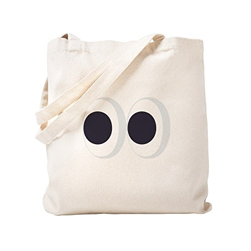 Motif tout Sac Kaki Cafepress Emoji S Fourre Eyes Toile IwqqO