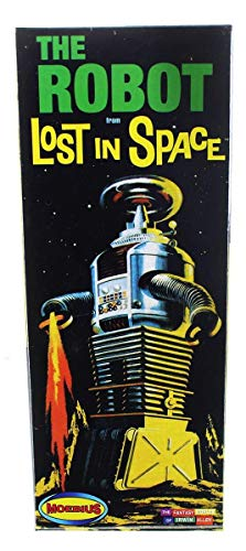 Lost in Space Robot Model Kit - Novelty DIY Build Kit from MOEBIUS MODEL
