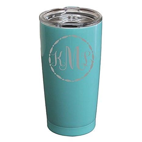 amazon com personalized sic cup tumbler engraved 20 oz powder