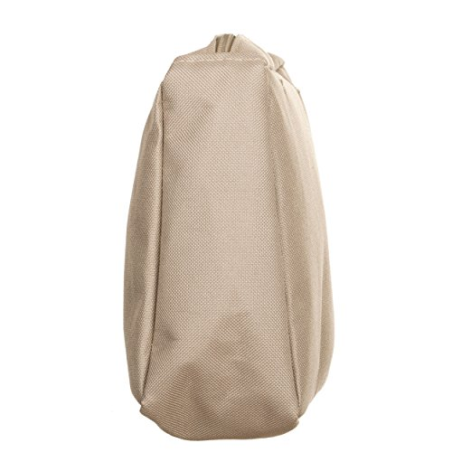 VialeScarpe BCH-CAND_BBE_UNI - Bolso cruzados para mujer Beige beige talla unica