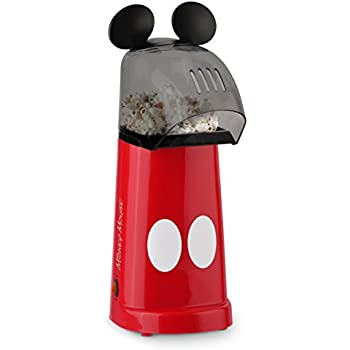 Amazon.com: Disney Mickey Kettle Style Popcorn Popper ...