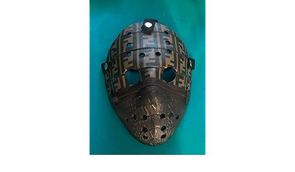 promo code 8daa8 c3f3a ... Amazon.com FENDI ZIPPER ALLIGATOR MASK Handmade affordable price 2fb6e  778a2 ...