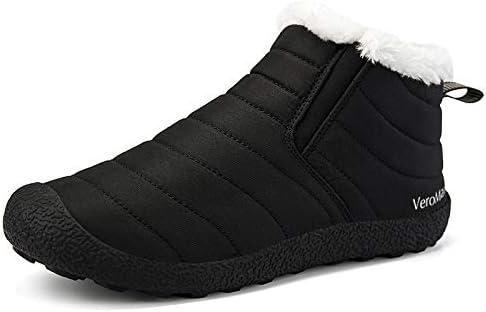 [VEROMAN] スノーシューズ レインシューズ メンズ レディース アウトドア ウィンター ブーツ 雪靴 転倒防止 防寒 防水