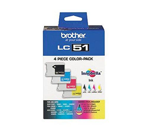 Brother LC51 Print Cartridge Magenta
