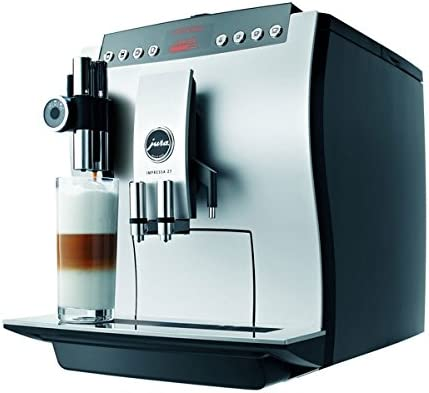 Jura IMPRESSA Z7 One Touch Voice - Cafetera (Acero inoxidable ...