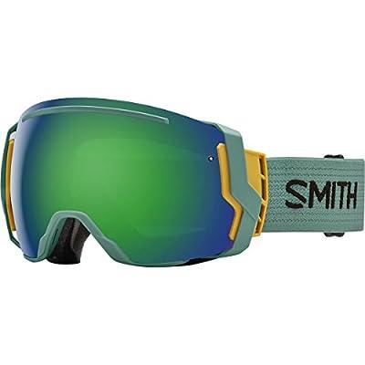 Smith I/O 7: Snow Goggles - Frame: Ranger Scout; Lens: Green Sol-X Mirror, Red Sensor Mirror