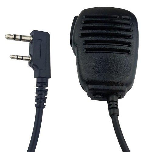 Titan-Anti-wrestling 2 PIN Handheld Speaker Mic for BAOFENG UV5R 888S H777 KENWOOD TYT by Titan