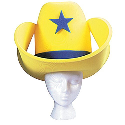 Yellow 40 Gallon Hat (40 Gallon Hat)