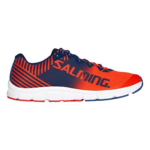 Lite Blue limoges blue Salming flame Orange Miles Men orange Shoe f4nAZ5q