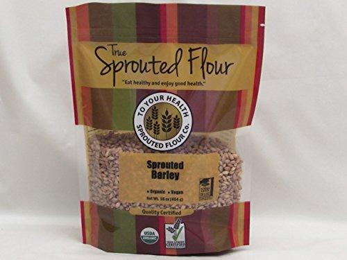 5lb. Orgánico, brotado Cebada: Amazon.com: Grocery & Gourmet ...