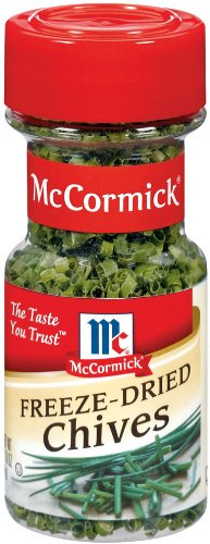 McCormick Freeze Dried Chives, 0.16 oz (Pack of 6) by McCormick