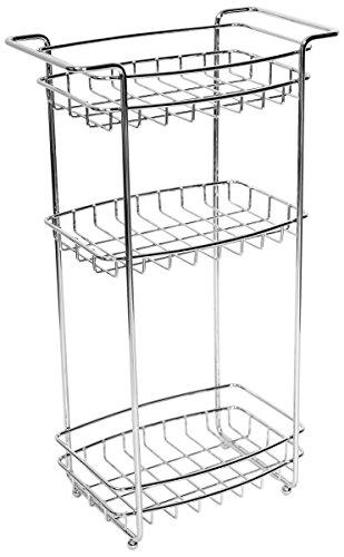 Zenith Shelf - ZPC Zenith Products Corporation Slimline Floor Stand, Chrome