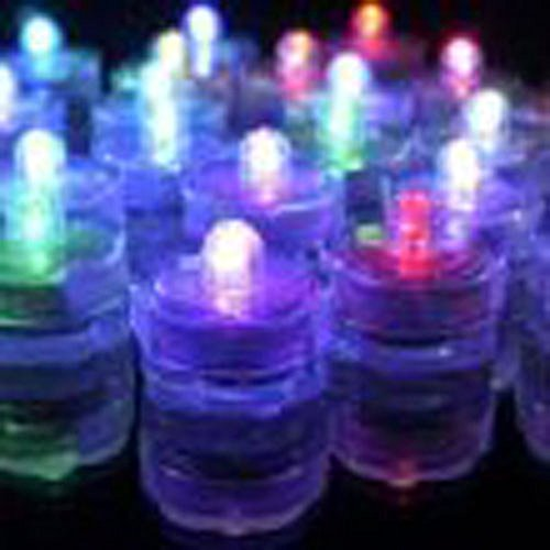 Submersible Floral Led Lights