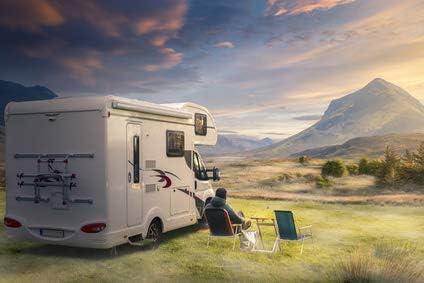 Kaiserrein Camping Reiniger 5l Kanister Für Wohnwagen Reiniger Wohnmobil Boot Zelt Vorzelt Reiniger Konzentrat Für Aussen Und Innen Auto