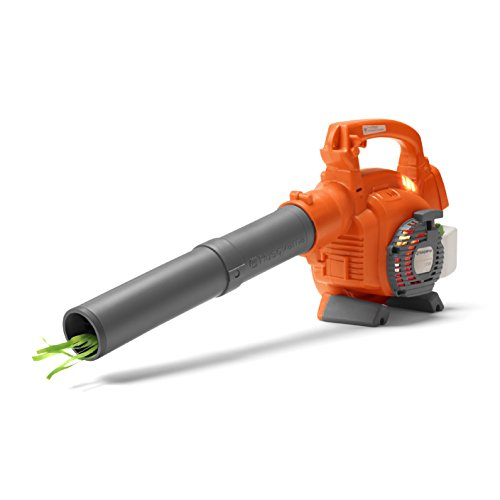 Husqvarna 125B Kids Toy Battery Operated Leaf Blower with Real Actions 585729101