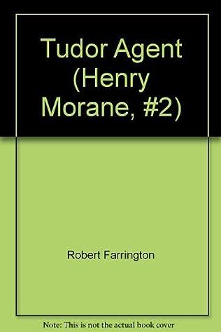 book cover of Tudor Agent