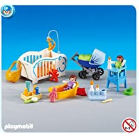 Playmobil Baby Starter Pack Bag