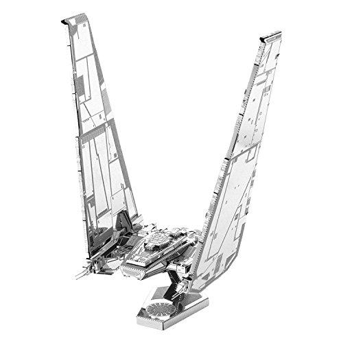 Fascinations Metal Earth Star Wars Force Awakens Kylo Ren's Command Shuttle 3D Metal Model Kit ()
