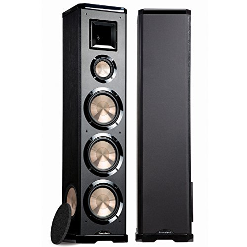BIC America PL-980R 3-way Floor Speakers - Right by BIC