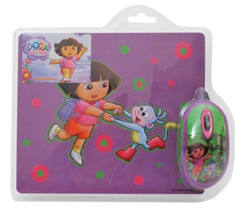 Dora Mouse and Mousepad Kit  75067