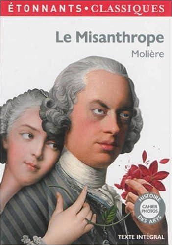 Livres gratuits en ligne Le Misanthrope pdf