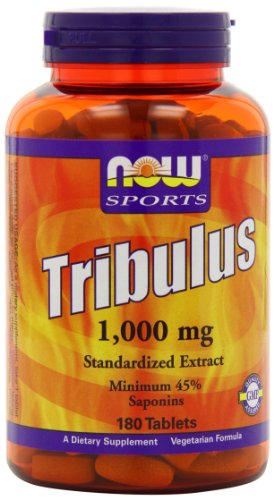 NOW Sports Tribulus 1000 Tablets product image