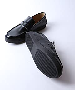 Penny Loafer 17056200130: Black