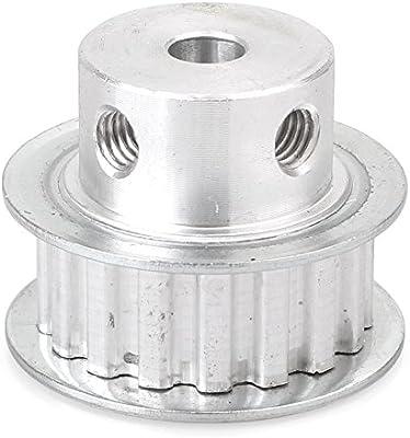 GZYF Poleas de correa de distribución de 6 mm de diámetro XL17T ...