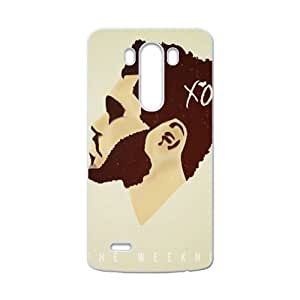 The Weeknd Fashion Comstom Plastic case cover For LG G3