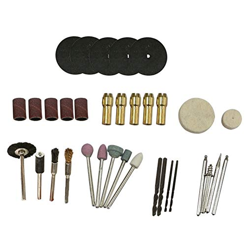 Hand Tool Sets - 34pcs Set Drill Polishing Resin Slice Grinding Wheel Chuck Electric Shaft Grinder Kit Brush - Sets Hand Case Cordless Clearance Sale Screwdriver Mechanics Tool