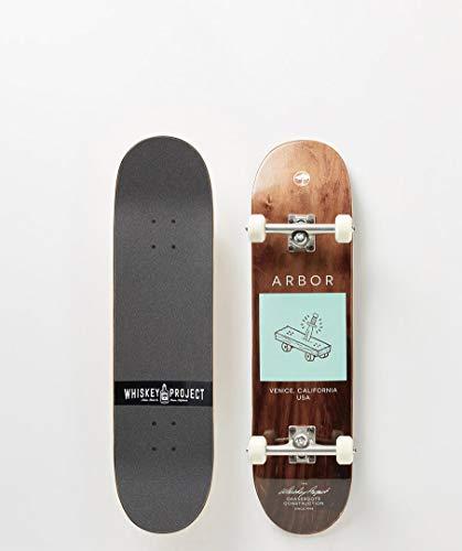 Arbor Skateboard - Whiskey 8.0 ()